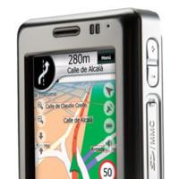 Mio A501 es un móvil