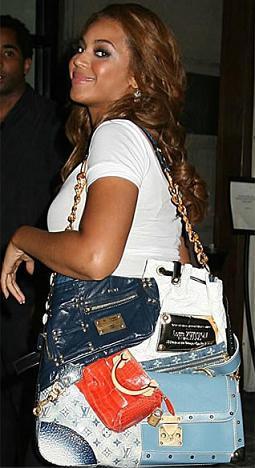 ¡Beyoncé tiene el bolso más caro del mundo!