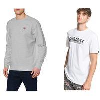 Chollos en tallas sueltas de camisetas y sudaderas de marcas como Adidas, Levi's o Quiksilver en Amazon por menos de 30 euros