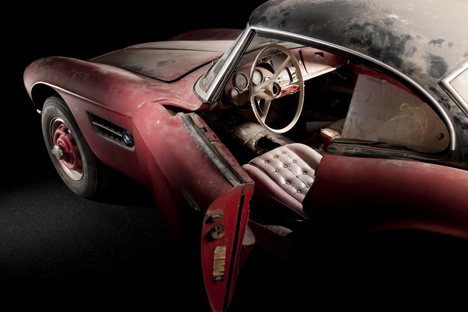 Foto de BMW 507 de Elvis Presley (18/121)