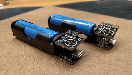 Lifepo4wered Pi con su batería