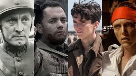 Las 23 mejores películas bélicas de todos los tiempos