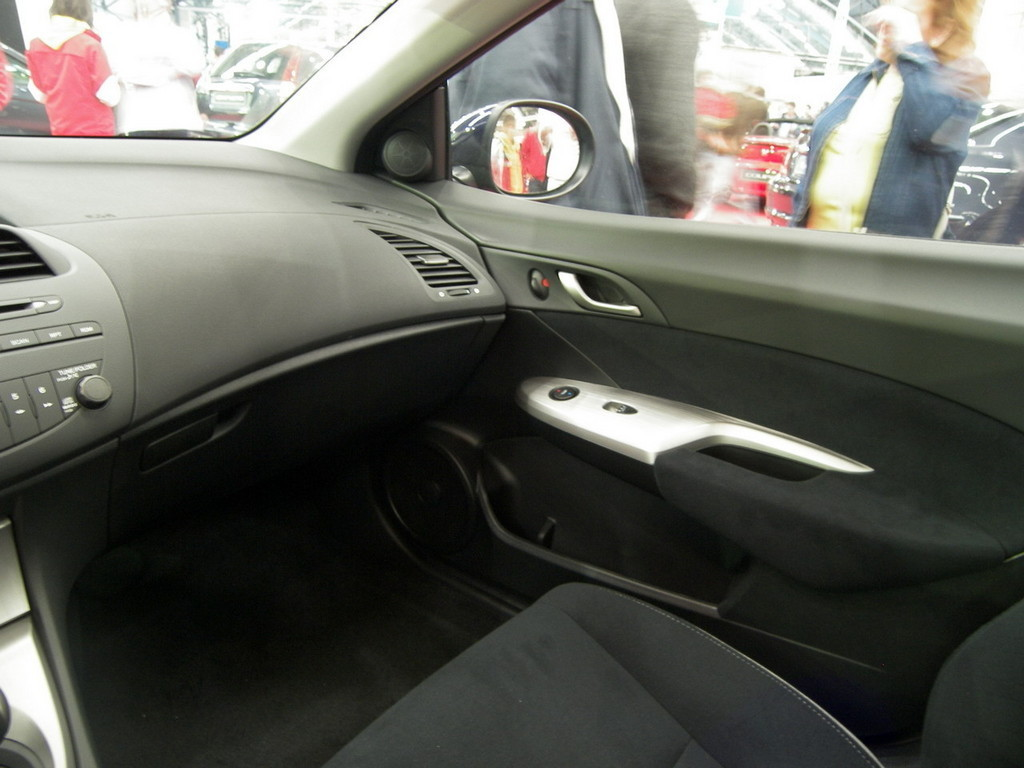 Foto de Honda Civic 5 puertas Executive en el Salón de Vigo (11/11)
