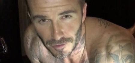 Después del Bucket Challenge, David Beckham acepta el reto de Guy Richie apuntándose al 22pushup