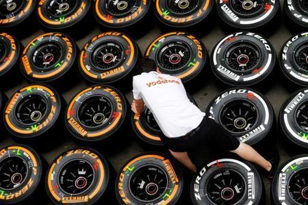Los equipos Lotus, Mercedes AMG y McLaren están interesados en ayudar a Pirelli