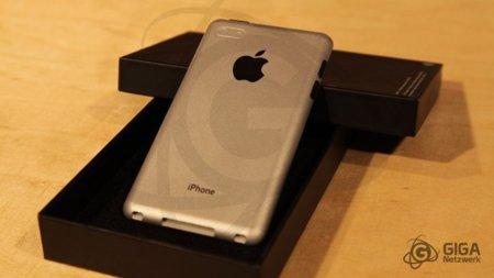 Recreación del iPhone 5 en base a los rumores