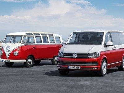 Volkswagen Transporter T6: 65 años y todavía sigue como el primer día