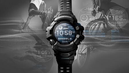 Casio GSW-H1000: el primer G-Shock con WearOS estrena también pantalla a color en la mítica gama de relojes ultrarresistentes