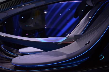 Mercedes Benz Vision Avtr Concept 6