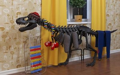 Thermosaurus, pon un dinosaurio radiador en tu vida
