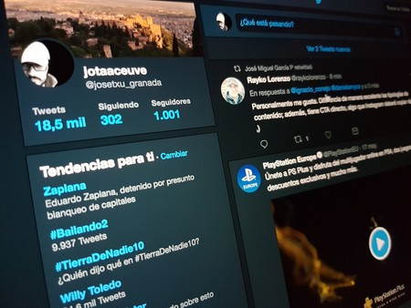 Twitter actualiza su Aplicación Web Progresiva acercando el modo oscuro y más mejoras de rendimiento