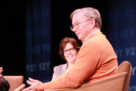 eric schmidt google entrevista kara swisher all things digital