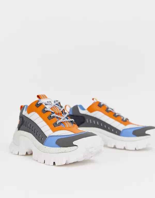 Zapatilla multicolor de Cat Footwear
