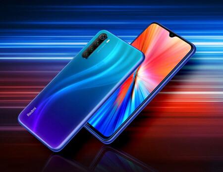 Xiaomi Redmi Note 8 2021 Oficial Pantalla