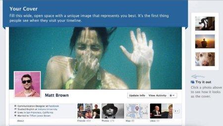 El nuevo Timeline de Facebook ya está disponible a nivel mundial