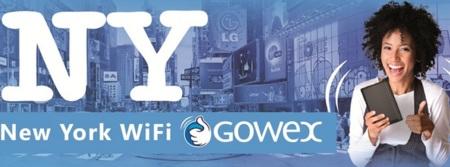 GOWEX dará WiFi gratis en Nueva York