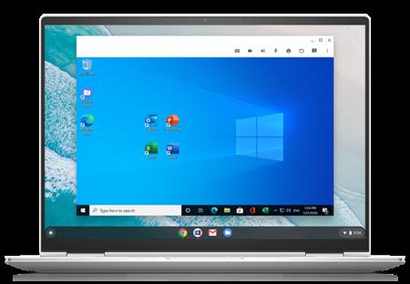 Google mira al mercado corporativo y facilita que Chrome OS ejecute aplicaciones Windows con Parallels Desktop for Chrome OS