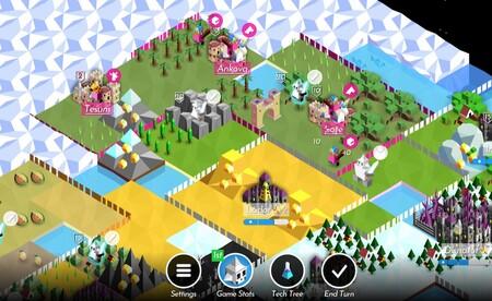 Battle for Polytopia Moonrise, la estrategia casual coge tintes serios con esta nueva expansión: App de la Semana