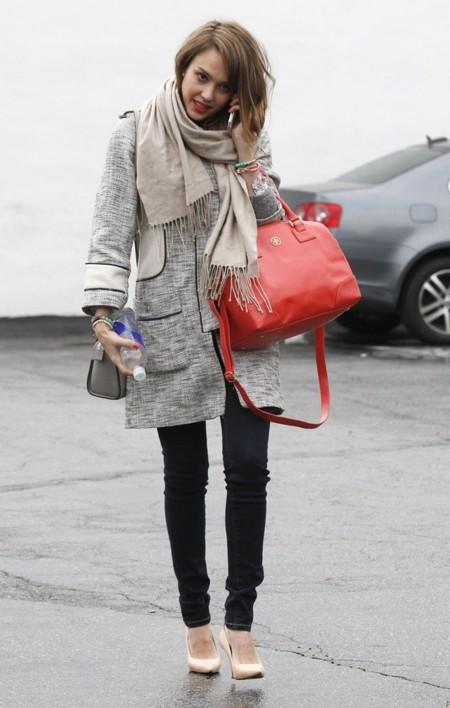 jessica alba bufanda