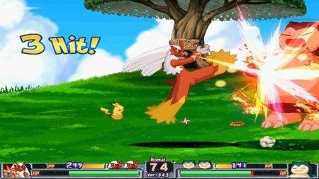 'Pokémon Type: Wild': videojuego gratuito de Pokémon en plan 'Street Fighter'