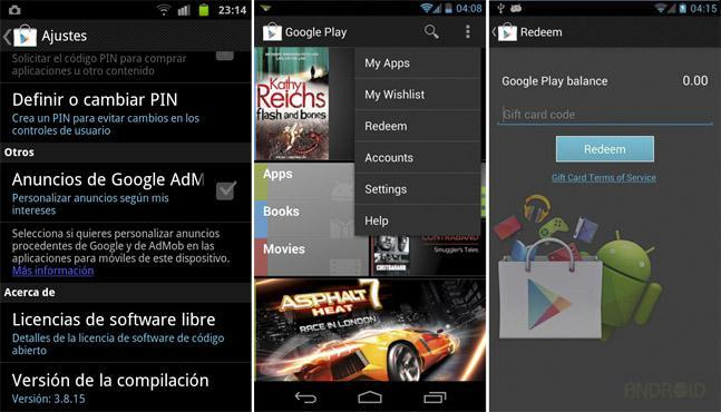 Google Play 3.8.15