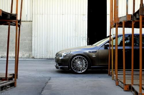 Foto de BMW M5 Hurricane G-Power (13/16)