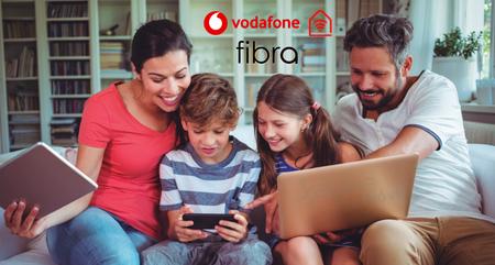 Vodafone rebaja el precio de acceso a la fibra de 1 Gbps y regalará OneNumber desde One ilimitada súper