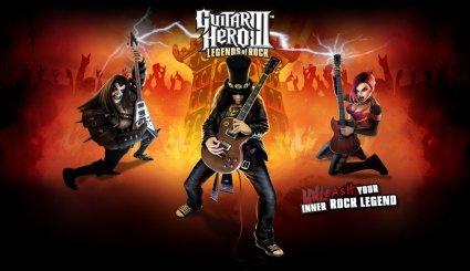 'Guitar Hero 4' saldrá durante las vacaciones de Navidad