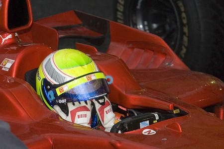 Massa Interlagos F1 2008