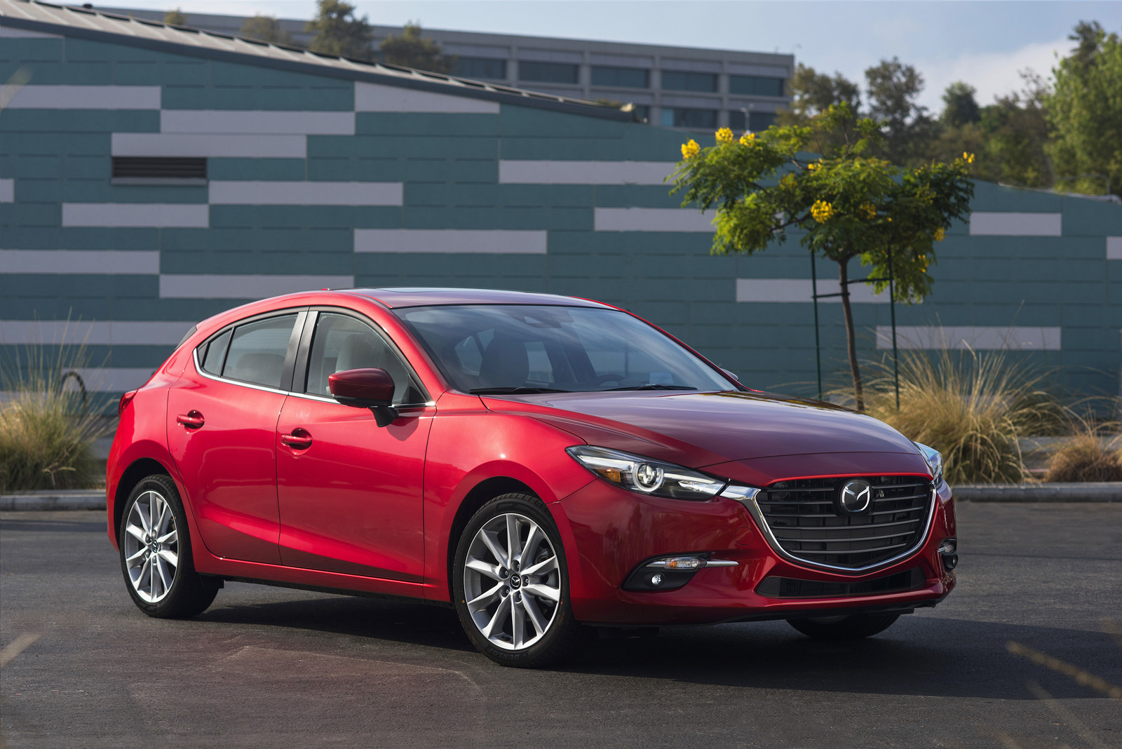 Foto de Mazda3 2017 (1/31)