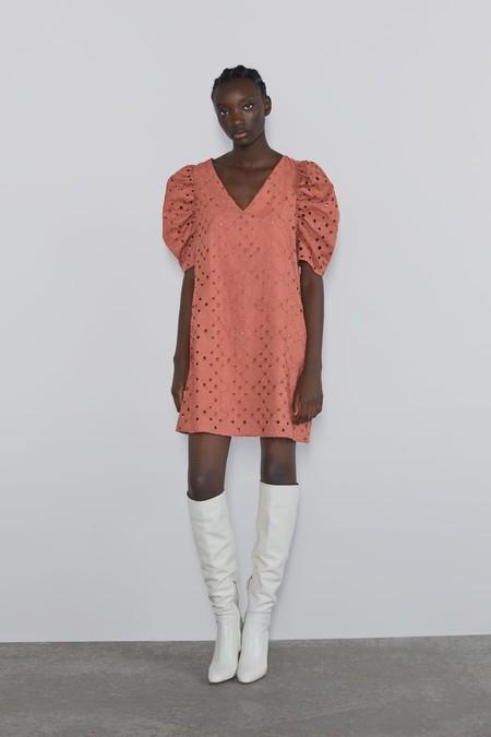 Vestido Invitada Zara 11