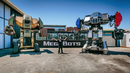 Megabots Eagle Prime Fighting Robot 4