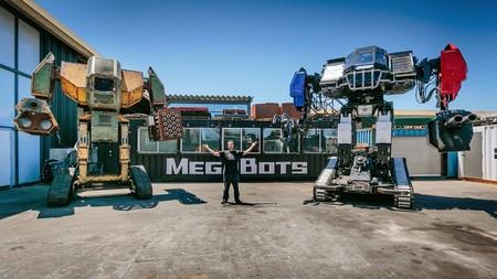Megabots Eagle Prime Fighting Robot 4