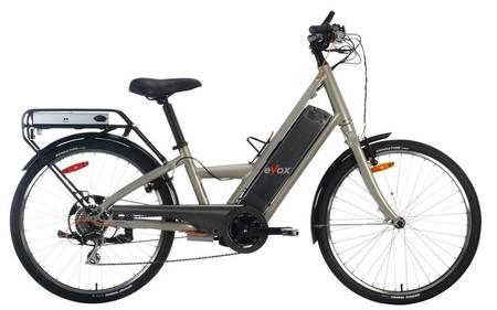 eVox, la más escaladora de las bicicletas eléctricas
