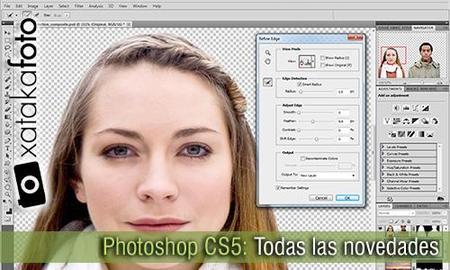 Photoshop CS5 se presenta de forma oficial: os lo contamos todo