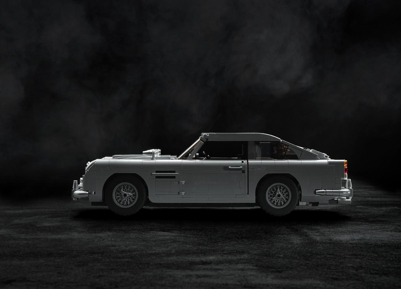 Foto de Aston Martin DB5 007 de LEGO (29/39)