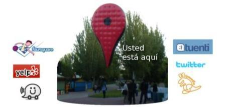 Geolocalización en las redes sociales