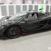 McLaren P1 Carbon Series, más exclusividad a lo exclusivo