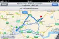 Los empleados de Apple podrían ser la clave para mejorar los mapas de Apple a corto plazo