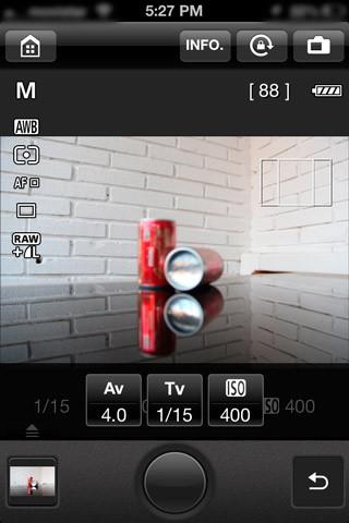 Canon 6D Wfi