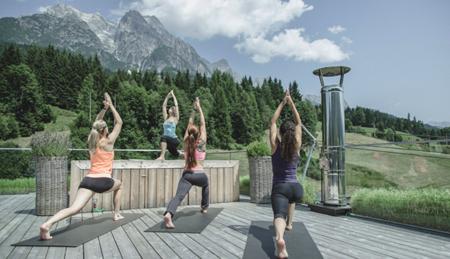 Yoga En Hotel Mama Thresl