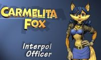 Carmelita Fox busca pareja en 'Sly Cooper: Ladrones en el Tiempo'
