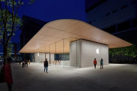 Así luce Apple Xinyi A13, la próxima gran apertura de Apple en Taipéi