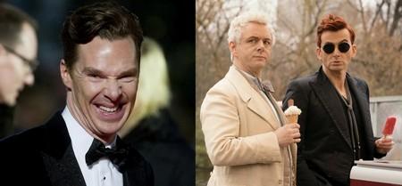 'Good Omens' ya tiene fecha de estreno y amplía su repartazo con Benedict Cumberbatch como Satán