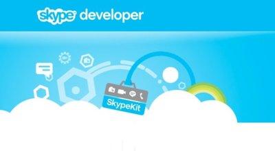 Skype lanza su propia SDK, SkypeKit, para incrementar su presencia