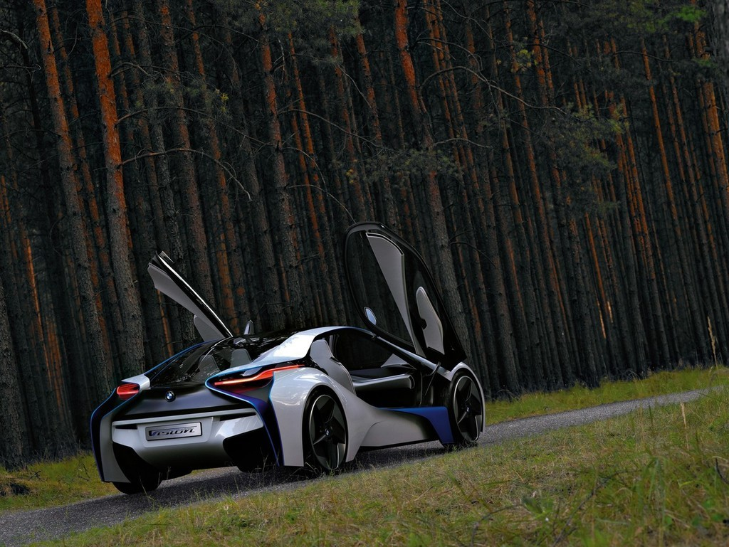 Foto de BMW Vision EfficientDynamics 2009 (79/92)