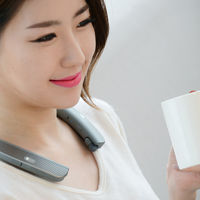 Tone Studio, así es la diadema para el cuello que ha creado LG y funciona como altavoz personal