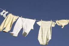Decálogo sobre la ropa de bebé