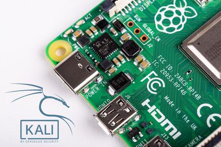 La Raspberry Pi 4 ya tiene su propia versión de Kali Linux, una excelente distro para aprovechar al máximo el nuevo mini ordenador