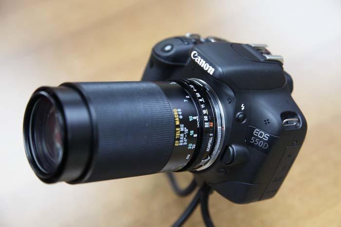 Foto de Transformando la Canon 550D en una cámara sin espejo enfocada a la grabación de vídeo (2/10)
